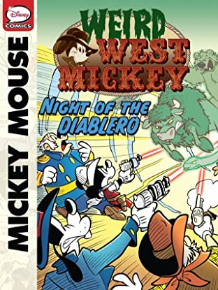 Weird West Mickey: Night of the Diablero
