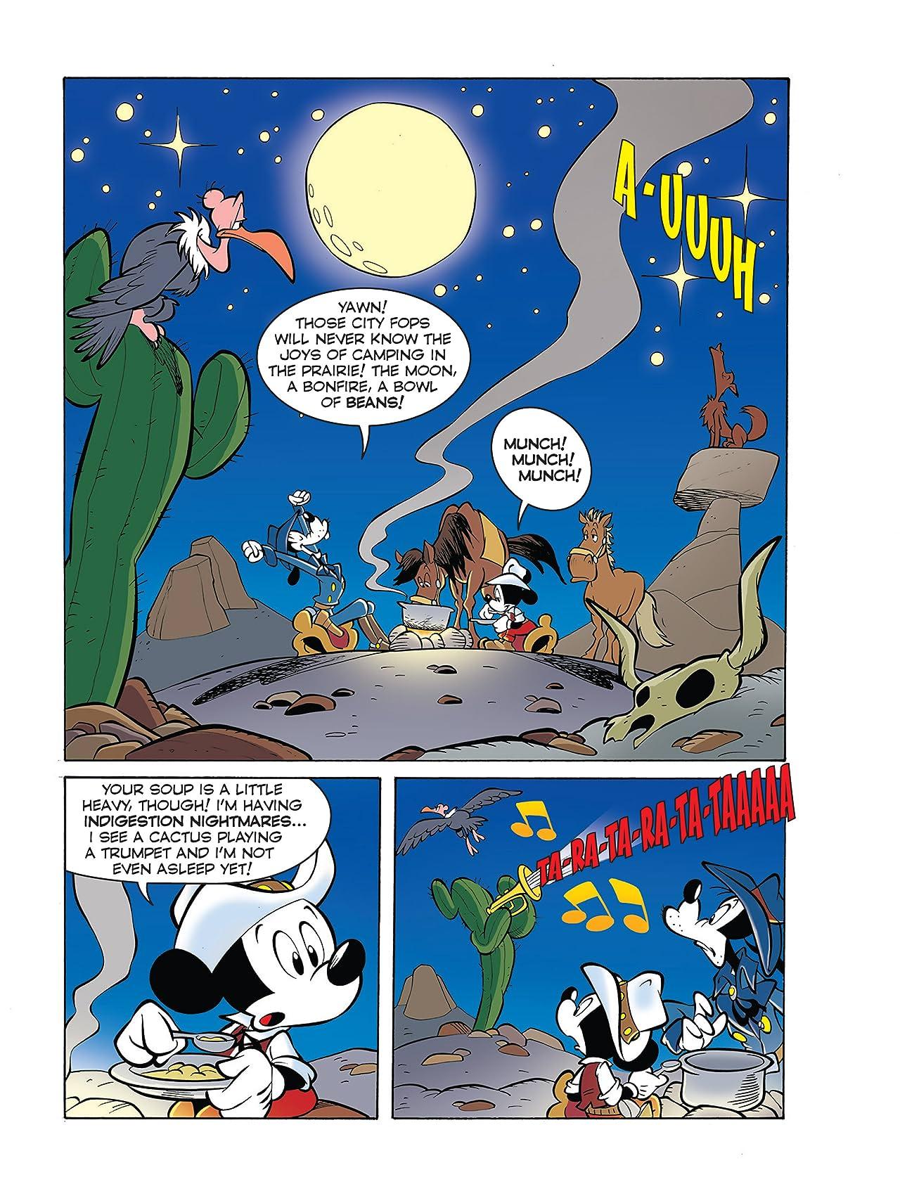 Weird West Mickey: Savage Dragon Mardi Gras
