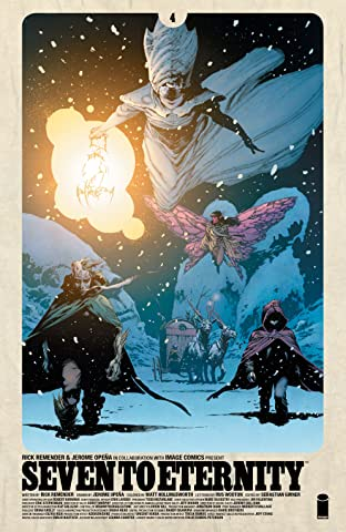 Seven To Eternity No.4