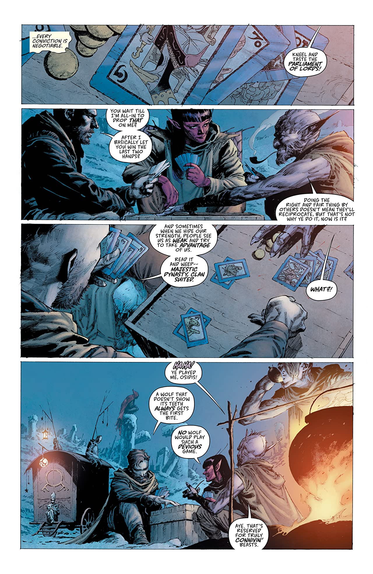 Seven To Eternity #4