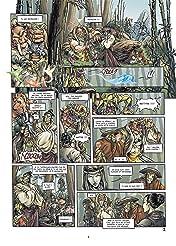 Mercenaires Vol. 3: Ju-œil-de-dragon