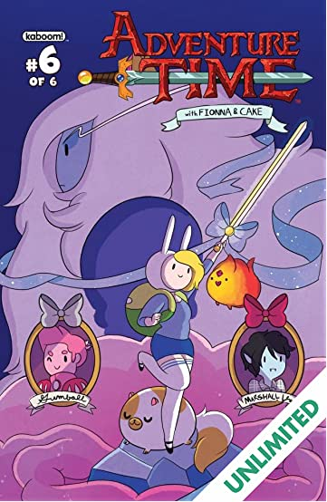 Adventure Time: Fionna & Cake #6 (of 6)