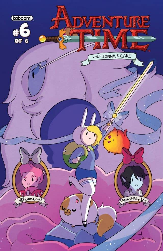 Adventure Time: Fionna & Cake #6