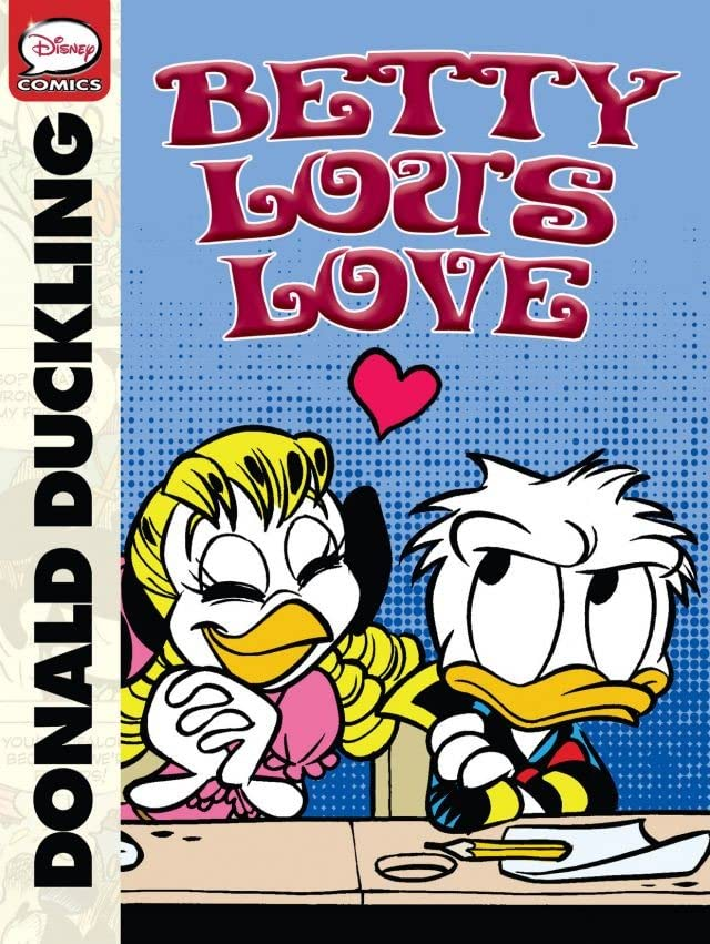 Donald Duckling and Betty Lou's Love