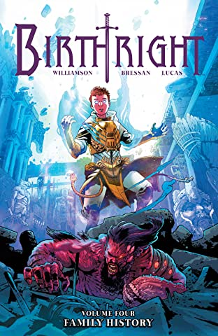 Birthright Tome 4: Family History