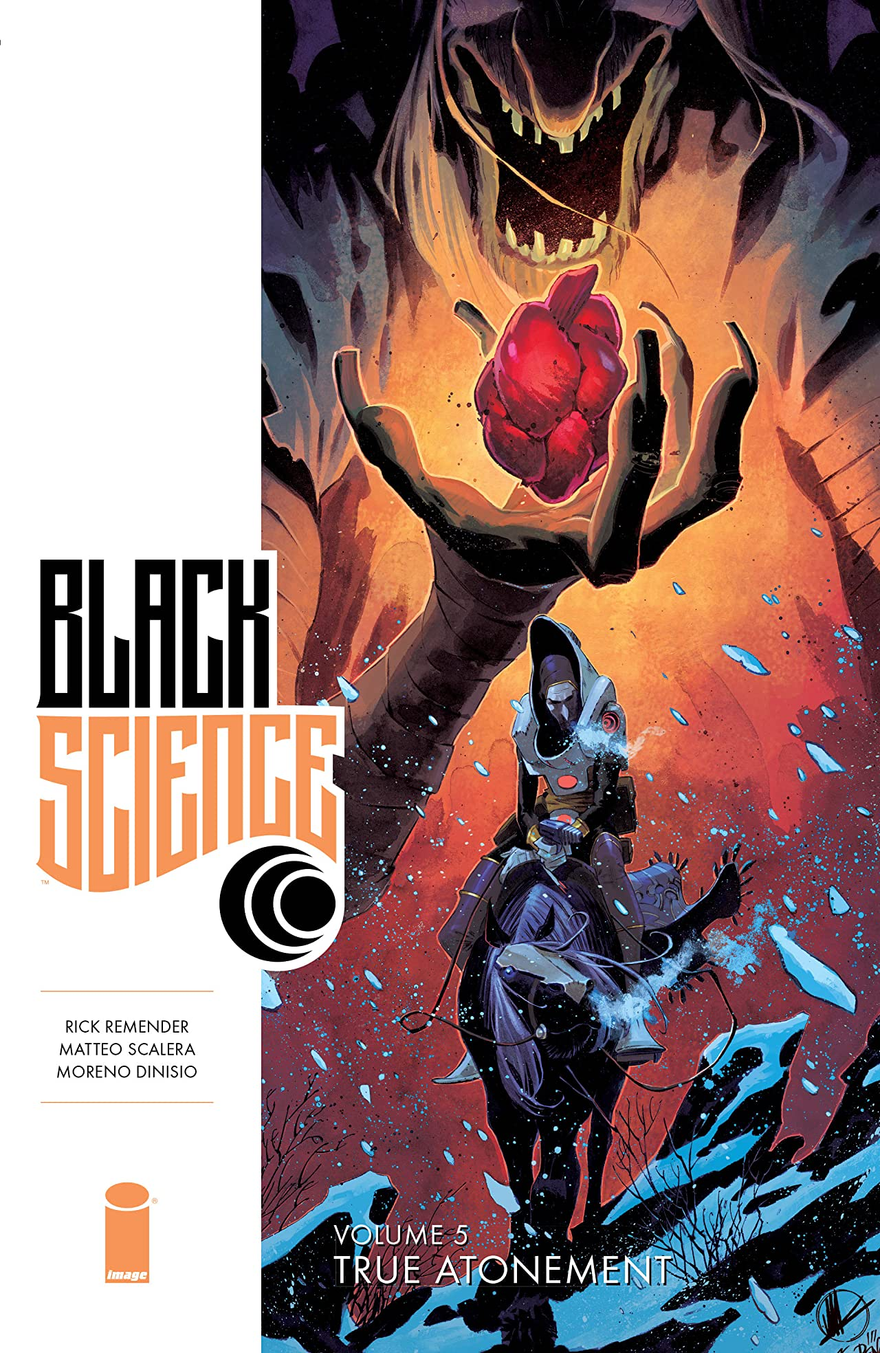 Black Science Vol. 5: True Atonement