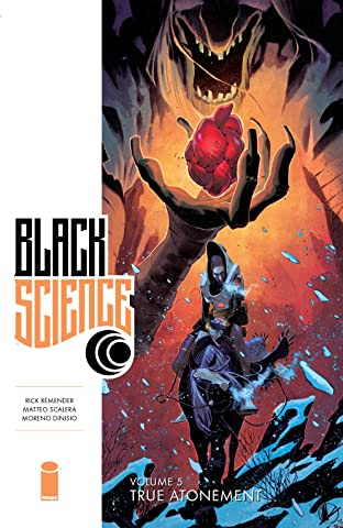 Black Science Tome 5: True Atonement