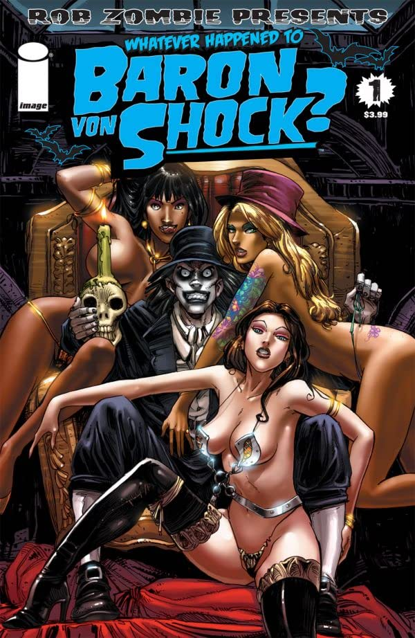Whatever Happened To Baron Von Shock? #1