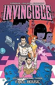Invincible Vol. 23: Full House