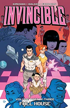 Invincible Tome 23: Full House