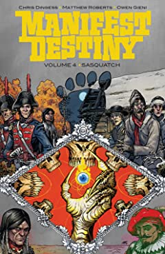 Manifest Destiny Vol. 4