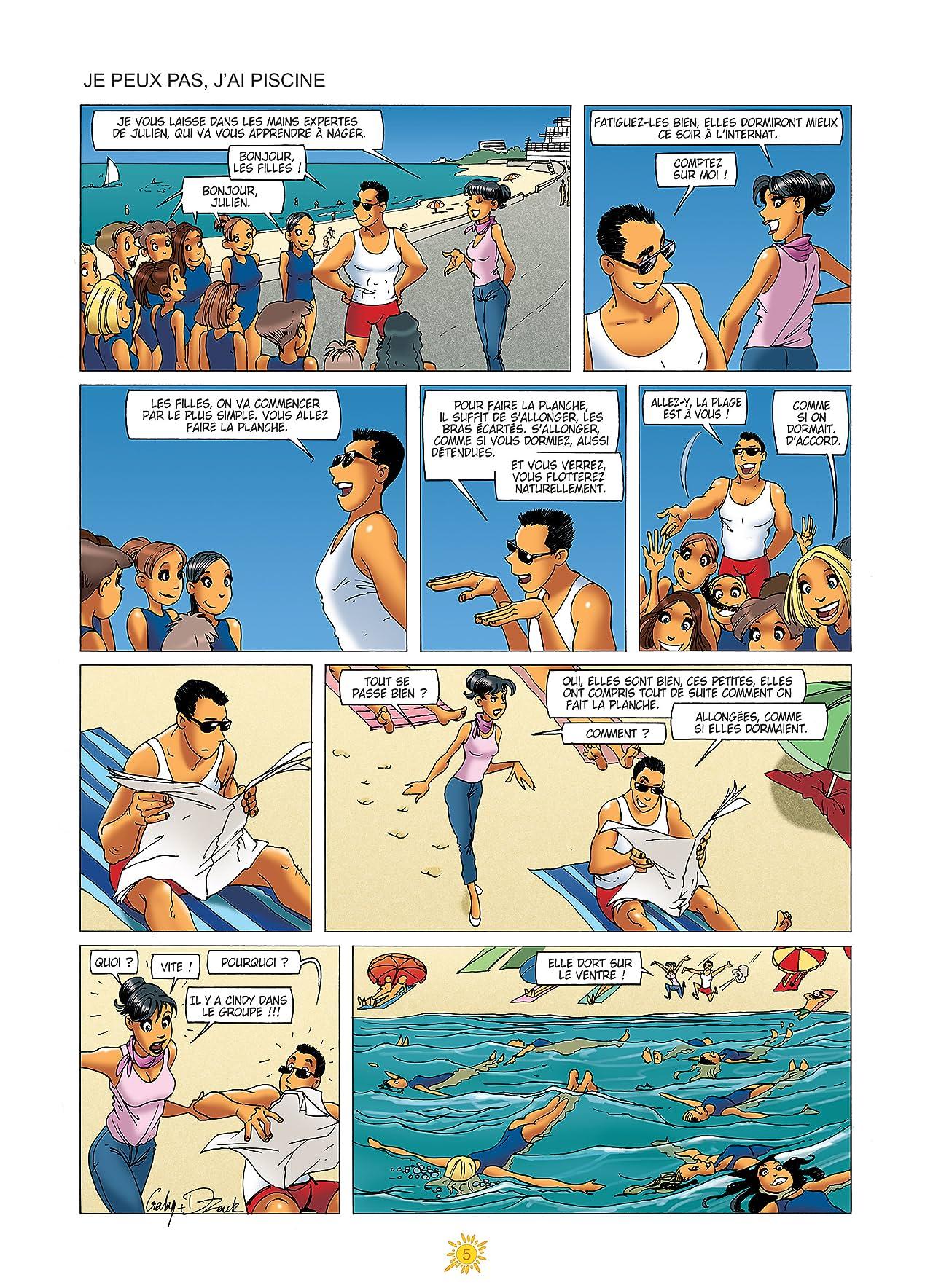 Les Blondes: Best of Les Vacances