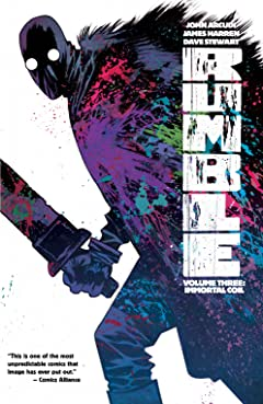 Rumble Vol. 3: Immortal Coil