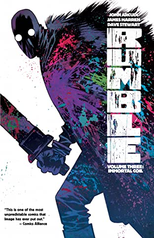 Rumble Tome 3: Immortal Coil