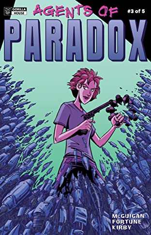 Agents of Paradox No.3
