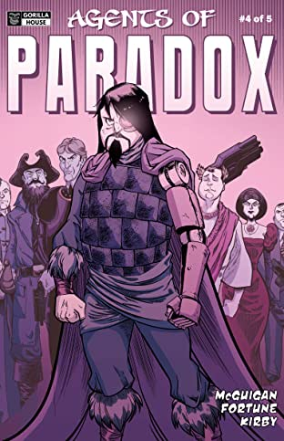 Agents of Paradox No.4