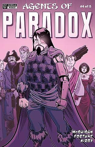 Agents of Paradox #4