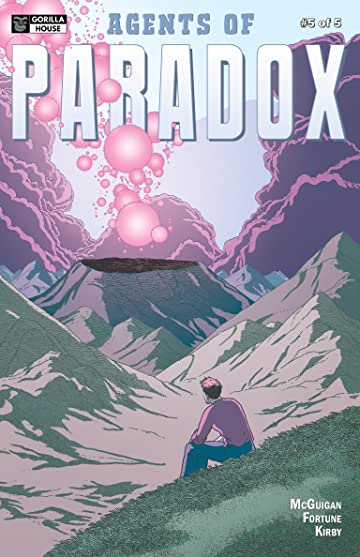 Agents of Paradox #5
