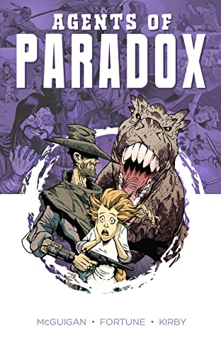 Agents of Paradox COMIC_VOLUME_ABBREVIATION 1