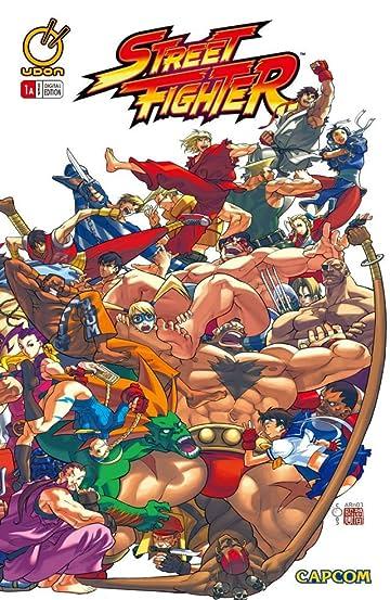 Street Fighter #1