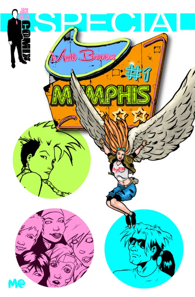 Memphis Special #1