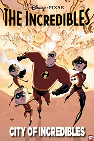 The Incredibles: City of Incredibles