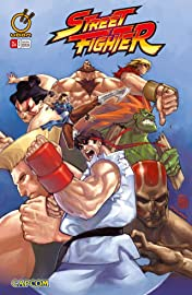 Street Fighter  #2
