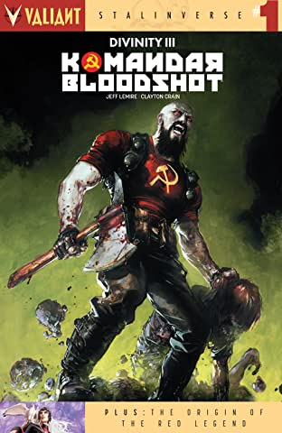 Divinity III: Komandar Bloodshot No.1