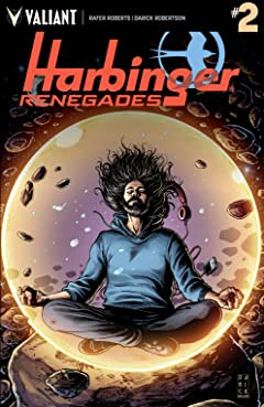 Harbinger Renegade #2