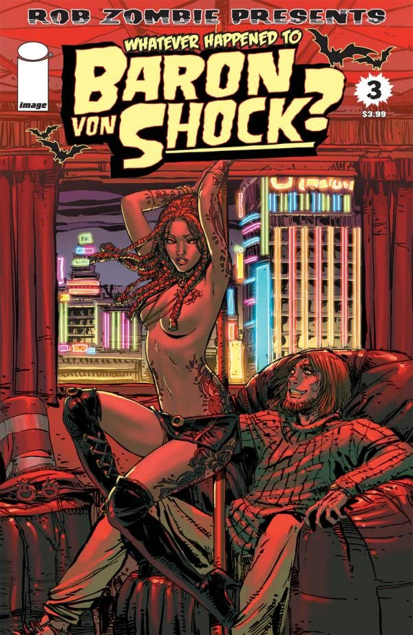 Whatever Happened To Baron Von Shock? #3
