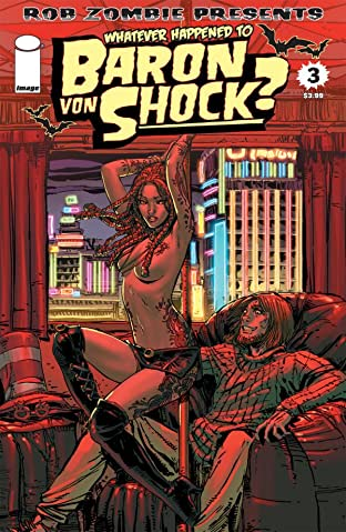 Whatever Happened To Baron Von Shock? No.3