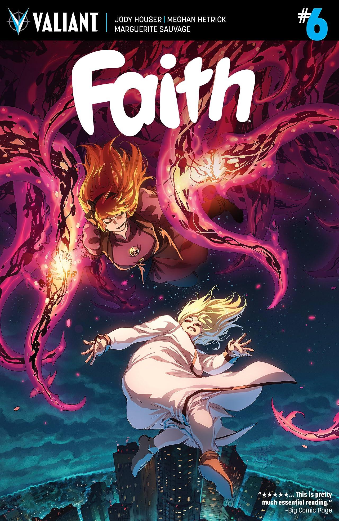 Faith (2016) #6: Digital Exclusives Edition