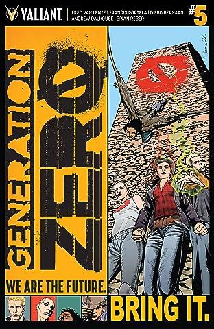 Generation Zero No.5