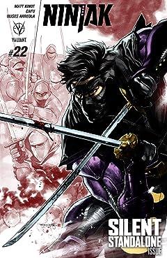 Ninjak (2015- ) #22: Digital Exclusives Edition