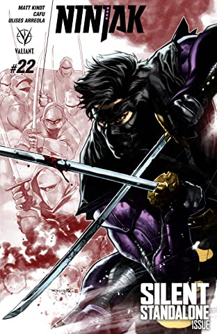 Ninjak (2015) #22: Digital Exclusives Edition