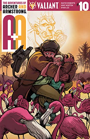 A&A: The Adventures of Archer & Armstrong No.10