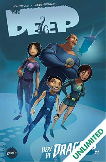 The Deep: Here Be Dragons #1