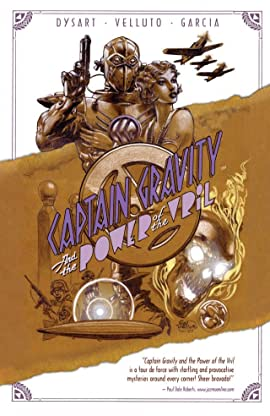 Captain Gravity: The Power of the Vril