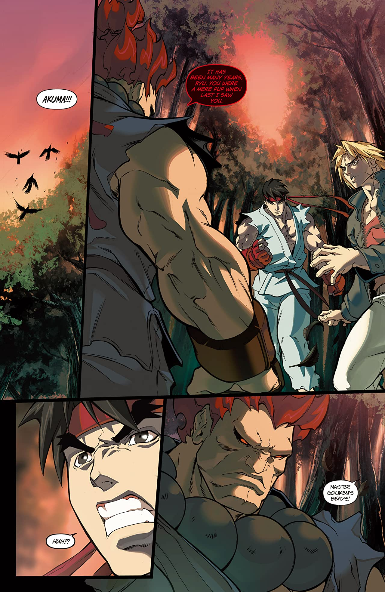 Street Fighter  #6