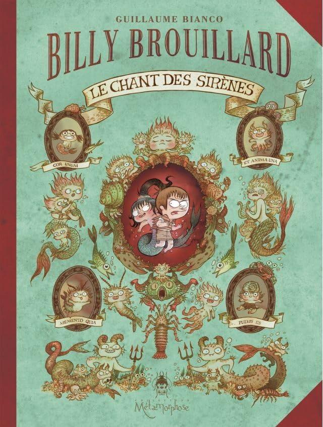 Billy Brouillard Vol. 3: Le Chant des sirènes