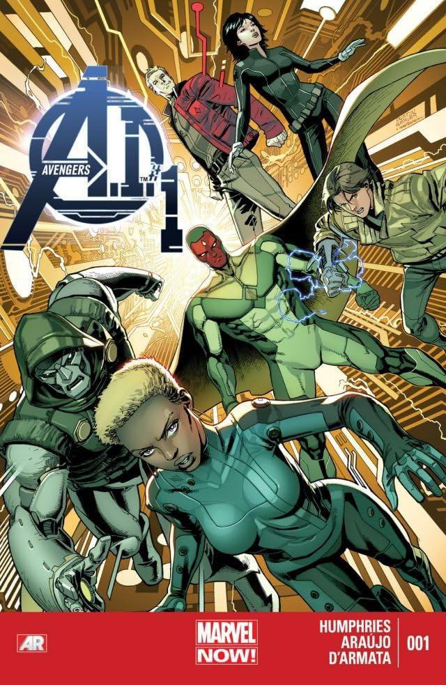 Avengers A.I. (2013-) #1