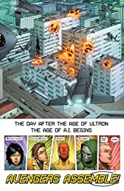 Avengers A.I. (2013-) No.1