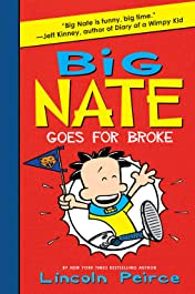 Big Nate Vol. 4: Goes For Broke