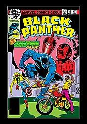 Black Panther (1977-1979) #14