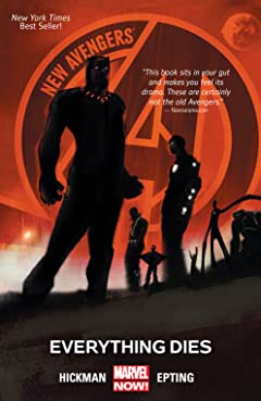 New Avengers Tome 1: Everything Dies