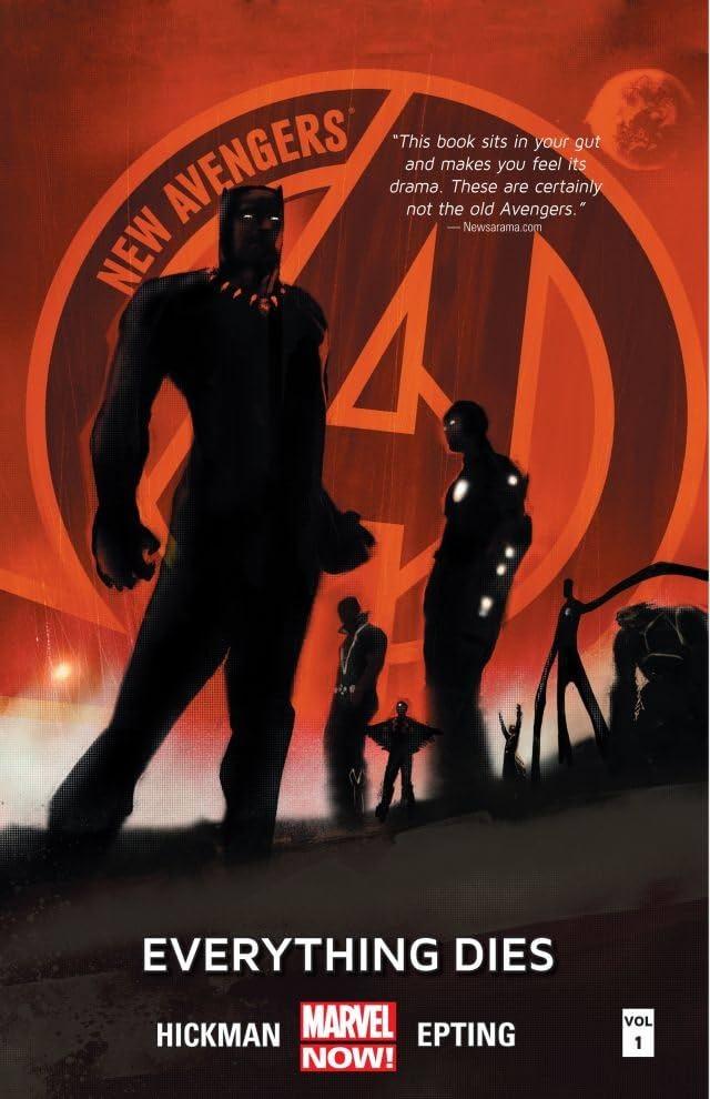 New Avengers (2013-) Vol. 1: Everything Dies