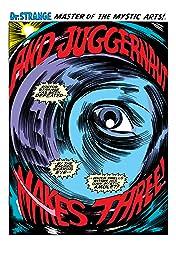 Doctor Strange (1968-1969) #182
