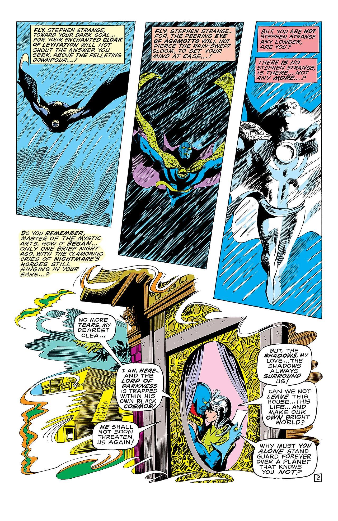 Doctor Strange (1968-1969) #183