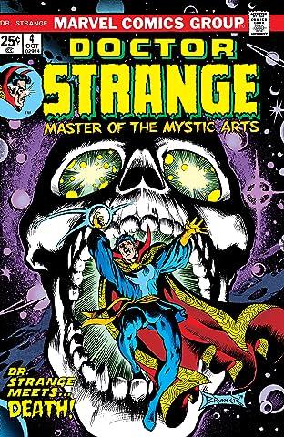 Doctor Strange (1974-1987) #4