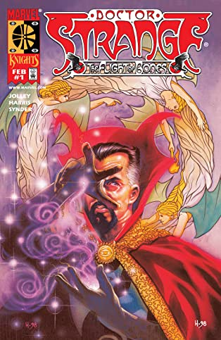 Doctor Strange (1999) #1 (of 4)
